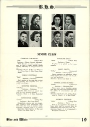 Page 14, 1942 Edition, Berwick High School - Blue and White Yearbook (Berwick, PA) online yearbook collection
