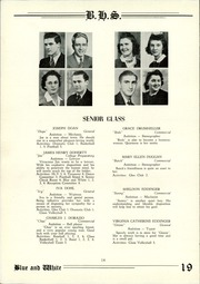 Page 16, 1942 Edition, Berwick High School - Blue and White Yearbook (Berwick, PA) online yearbook collection