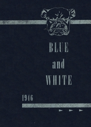 Page 1, 1946 Edition, Berwick High School - Blue and White Yearbook (Berwick, PA) online yearbook collection