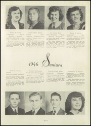Page 13, 1946 Edition, Berwick High School - Blue and White Yearbook (Berwick, PA) online yearbook collection