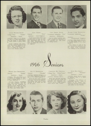 Page 14, 1946 Edition, Berwick High School - Blue and White Yearbook (Berwick, PA) online yearbook collection
