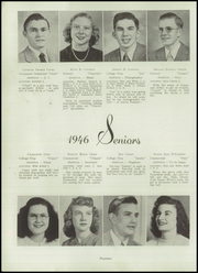 Page 16, 1946 Edition, Berwick High School - Blue and White Yearbook (Berwick, PA) online yearbook collection