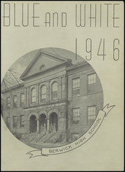 Page 3, 1946 Edition, Berwick High School - Blue and White Yearbook (Berwick, PA) online yearbook collection