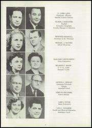 Page 10, 1952 Edition, Berwick High School - Blue and White Yearbook (Berwick, PA) online yearbook collection
