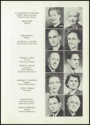 Page 11, 1952 Edition, Berwick High School - Blue and White Yearbook (Berwick, PA) online yearbook collection