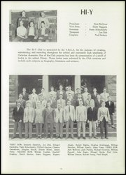Page 17, 1952 Edition, Berwick High School - Blue and White Yearbook (Berwick, PA) online yearbook collection