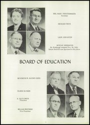 Page 6, 1952 Edition, Berwick High School - Blue and White Yearbook (Berwick, PA) online yearbook collection