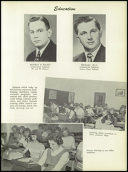 Page 17, 1956 Edition, Berwick High School - Blue and White Yearbook (Berwick, PA) online yearbook collection