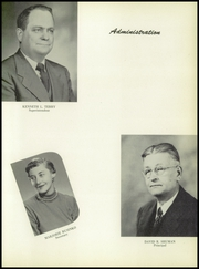Page 9, 1956 Edition, Berwick High School - Blue and White Yearbook (Berwick, PA) online yearbook collection