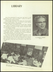Page 17, 1958 Edition, Berwick High School - Blue and White Yearbook (Berwick, PA) online yearbook collection