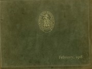 1918 Edition, William Penn High School for Girls - Record Book Yearbook (Philadelphia, PA)