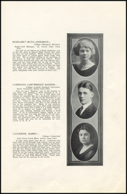 Page 13, 1922 Edition, Beaver High School - Shingas Yearbook (Beaver, PA) online yearbook collection