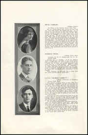 Page 16, 1922 Edition, Beaver High School - Shingas Yearbook (Beaver, PA) online yearbook collection