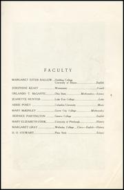 Page 9, 1922 Edition, Beaver High School - Shingas Yearbook (Beaver, PA) online yearbook collection