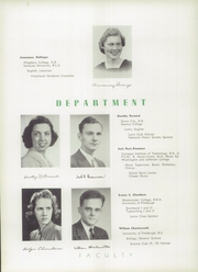 Page 16, 1943 Edition, Beaver High School - Shingas Yearbook (Beaver, PA) online yearbook collection