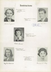 Page 16, 1946 Edition, Beaver High School - Shingas Yearbook (Beaver, PA) online yearbook collection