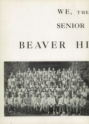 Page 6, 1946 Edition, Beaver High School - Shingas Yearbook (Beaver, PA) online yearbook collection
