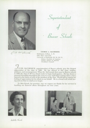 Page 11, 1950 Edition, Beaver High School - Shingas Yearbook (Beaver, PA) online yearbook collection