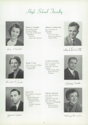 Page 13, 1950 Edition, Beaver High School - Shingas Yearbook (Beaver, PA) online yearbook collection