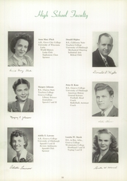 Page 14, 1950 Edition, Beaver High School - Shingas Yearbook (Beaver, PA) online yearbook collection
