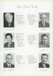 Page 15, 1950 Edition, Beaver High School - Shingas Yearbook (Beaver, PA) online yearbook collection