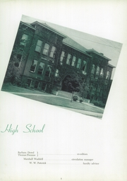 Page 7, 1950 Edition, Beaver High School - Shingas Yearbook (Beaver, PA) online yearbook collection