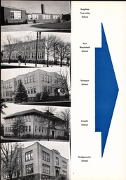 Page 8, 1955 Edition, Beaver High School - Shingas Yearbook (Beaver, PA) online yearbook collection