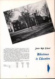 Page 9, 1955 Edition, Beaver High School - Shingas Yearbook (Beaver, PA) online yearbook collection