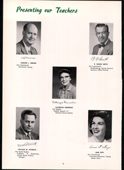 Page 16, 1956 Edition, Beaver High School - Shingas Yearbook (Beaver, PA) online yearbook collection