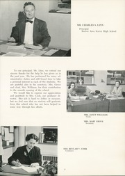 Page 13, 1957 Edition, Beaver High School - Shingas Yearbook (Beaver, PA) online yearbook collection
