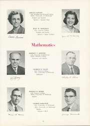 Page 15, 1957 Edition, Beaver High School - Shingas Yearbook (Beaver, PA) online yearbook collection