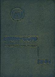 1940 Edition, Derry Area High School - Blue and Gold Yearbook (Derry, PA)