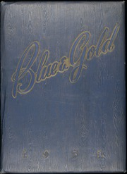 1951 Edition, Derry Area High School - Blue and Gold Yearbook (Derry, PA)