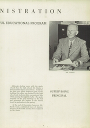Page 13, 1953 Edition, Derry Area High School - Blue and Gold Yearbook (Derry, PA) online yearbook collection