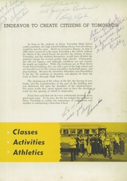 Page 9, 1953 Edition, Derry Area High School - Blue and Gold Yearbook (Derry, PA) online yearbook collection