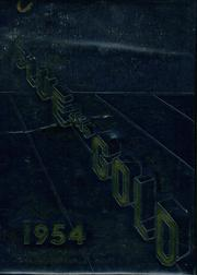1954 Edition, Derry Area High School - Blue and Gold Yearbook (Derry, PA)