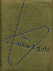 1956 Edition, Derry Area High School - Blue and Gold Yearbook (Derry, PA)