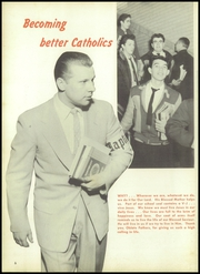 Page 10, 1955 Edition, Northeast Catholic High School - Falcon Yearbook (Philadelphia, PA) online yearbook collection