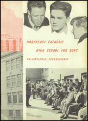 Page 7, 1955 Edition, Northeast Catholic High School - Falcon Yearbook (Philadelphia, PA) online yearbook collection