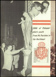 Page 8, 1955 Edition, Northeast Catholic High School - Falcon Yearbook (Philadelphia, PA) online yearbook collection