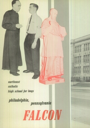 Page 6, 1956 Edition, Northeast Catholic High School - Falcon Yearbook (Philadelphia, PA) online yearbook collection