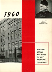 Page 7, 1960 Edition, Northeast Catholic High School - Falcon Yearbook (Philadelphia, PA) online yearbook collection