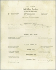 Page 10, 1914 Edition, Punxsutawney Area High School - Mirror Yearbook (Punxsutawney, PA) online yearbook collection