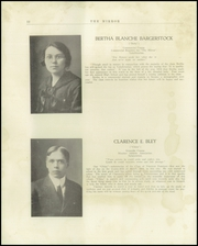 Page 16, 1914 Edition, Punxsutawney Area High School - Mirror Yearbook (Punxsutawney, PA) online yearbook collection