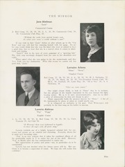 Page 11, 1930 Edition, Punxsutawney Area High School - Mirror Yearbook (Punxsutawney, PA) online yearbook collection