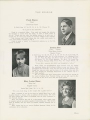 Page 13, 1930 Edition, Punxsutawney Area High School - Mirror Yearbook (Punxsutawney, PA) online yearbook collection