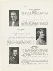 Page 14, 1930 Edition, Punxsutawney Area High School - Mirror Yearbook (Punxsutawney, PA) online yearbook collection