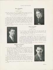 Page 15, 1930 Edition, Punxsutawney Area High School - Mirror Yearbook (Punxsutawney, PA) online yearbook collection