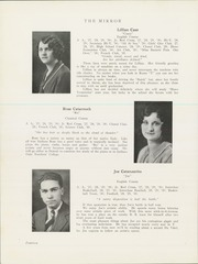 Page 16, 1930 Edition, Punxsutawney Area High School - Mirror Yearbook (Punxsutawney, PA) online yearbook collection