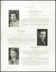 Page 14, 1933 Edition, Punxsutawney Area High School - Mirror Yearbook (Punxsutawney, PA) online yearbook collection